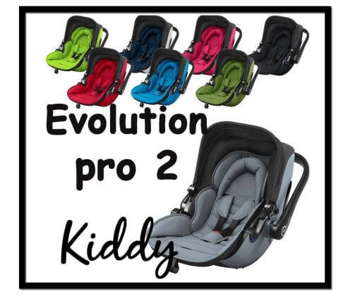 fotelik kiddy evolution pro