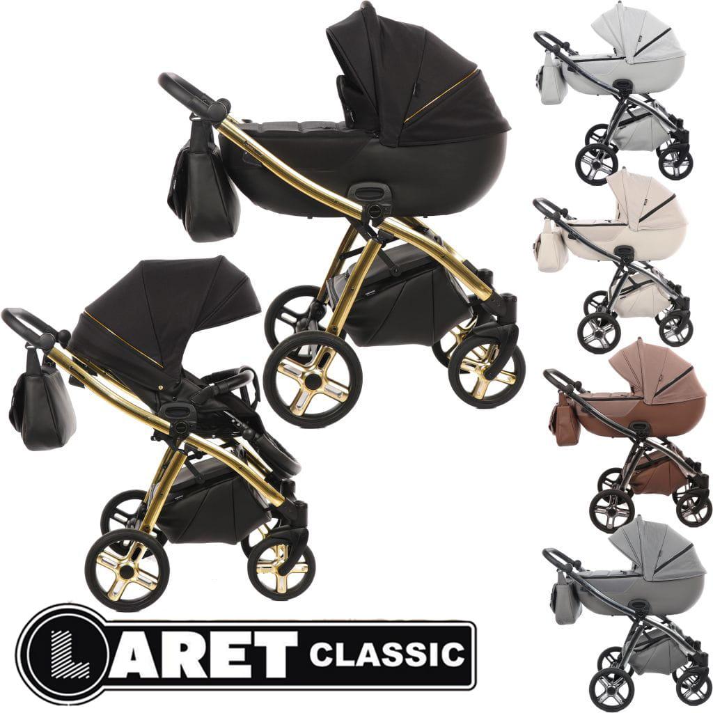 41830f7d2d3 Tako Laret Classic wózek dziecięcy 2w1 i 3w1- z fotelikiem do wyboru ...